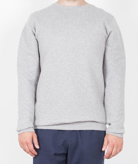 SOULLAND Huddleston Pullover light grey