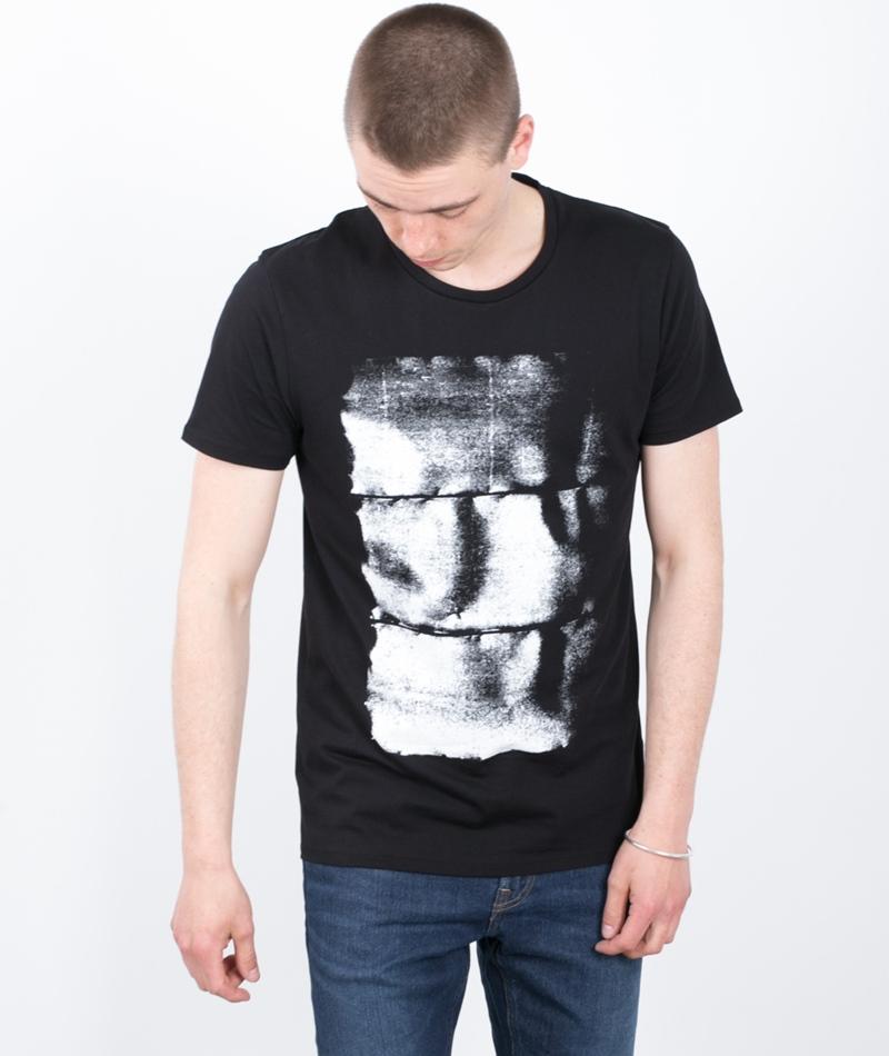 SELECTED HOMME SHDFallen T-Shirt black