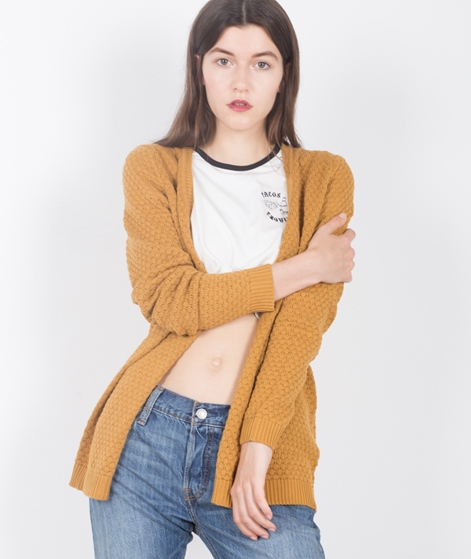 VILA Vishare Cardigan wood trush
