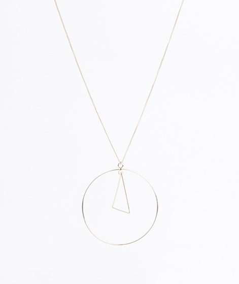 CHEAP MONDAY Outline Kette gold