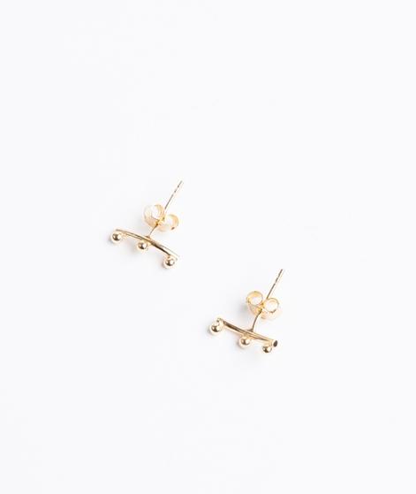 JUKSEREI A.L. Ear Stud gold