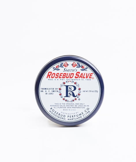 SMITH`S ROSEBUD SALVE Original French Lipbalm