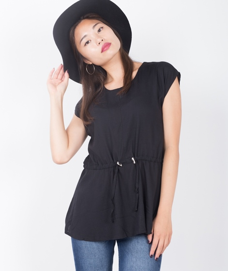 MINIMUM Gunn Bluse schwarz