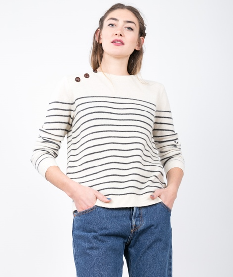 SECOND FEMALE Tang Knit Sailor Pullover
