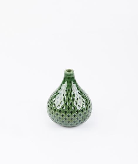 KAUF DICH GLÜCKLICH Tilda Vase grün