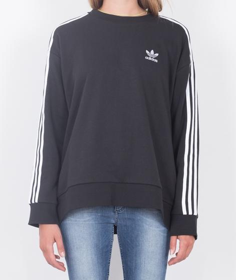 ADIDAS 3Stripes Pullover black