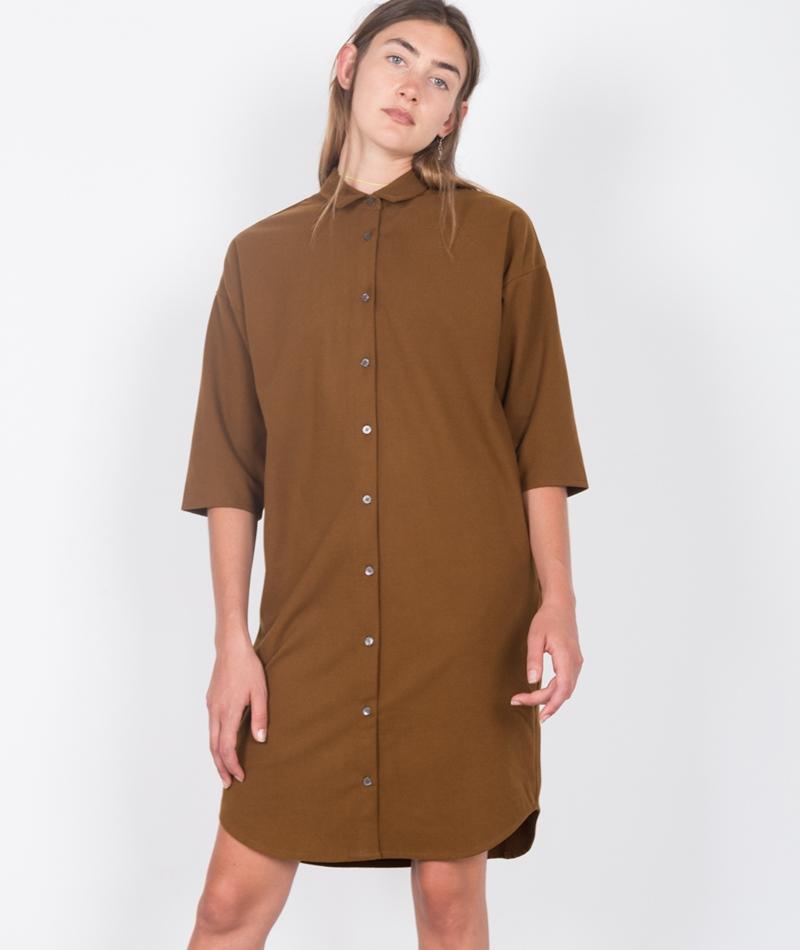 ANECDOTE Liska Kleid chestnut