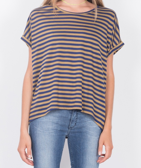 M BY M Canta Stacie T-Shirt bronze blue