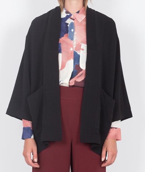 ADPT. Totem Kimono Jacke black