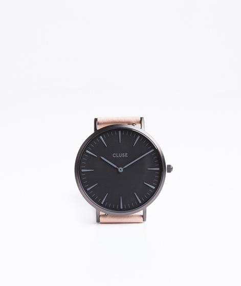 CLUSE La Bohéme Uhr full blk black/nude