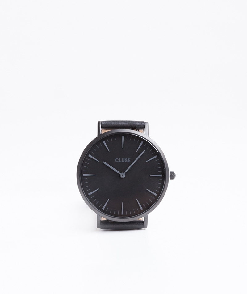 CLUSE La Bohéme Uhr full black