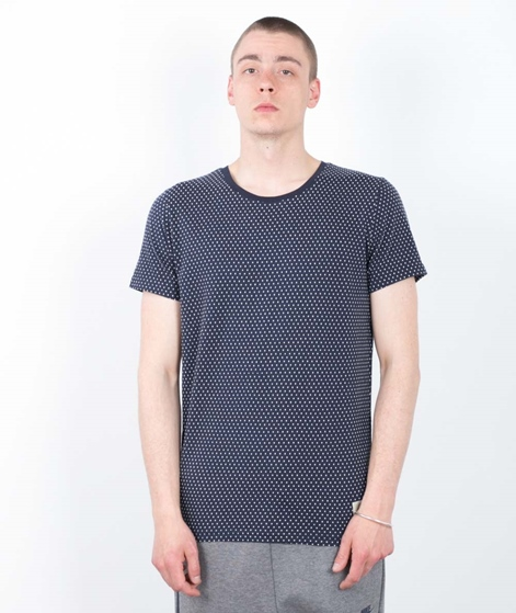 SUIT Bayswater T-Shirt navy blue