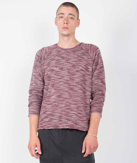 SOLID Duc Longsleeve port royale