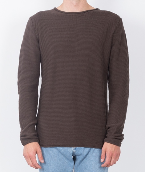 SOLID Jarah Pullover turkish coffee