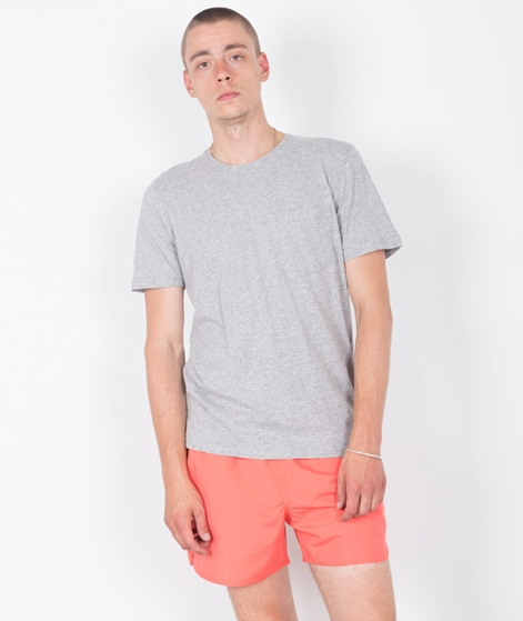 MINIMUM Trevor T-Shirt lght grey melange