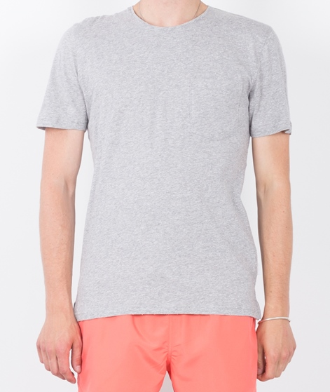 MINIMUM Trevor T-Shirt lght grey melange