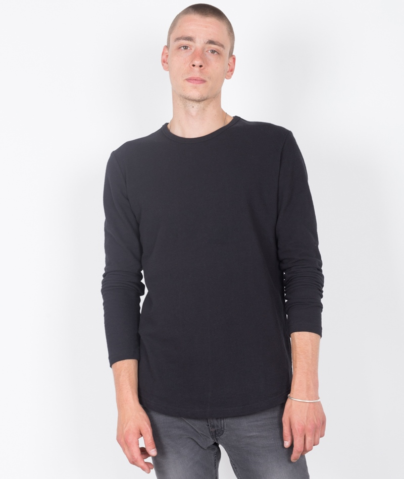 MINIMUM Nateby Longsleeve black