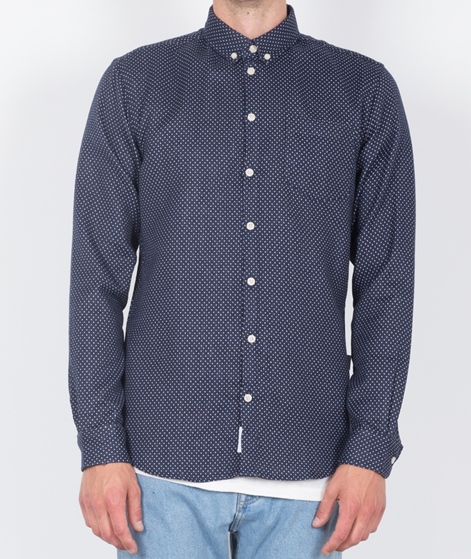 MINIMUM Harris Hemd navy