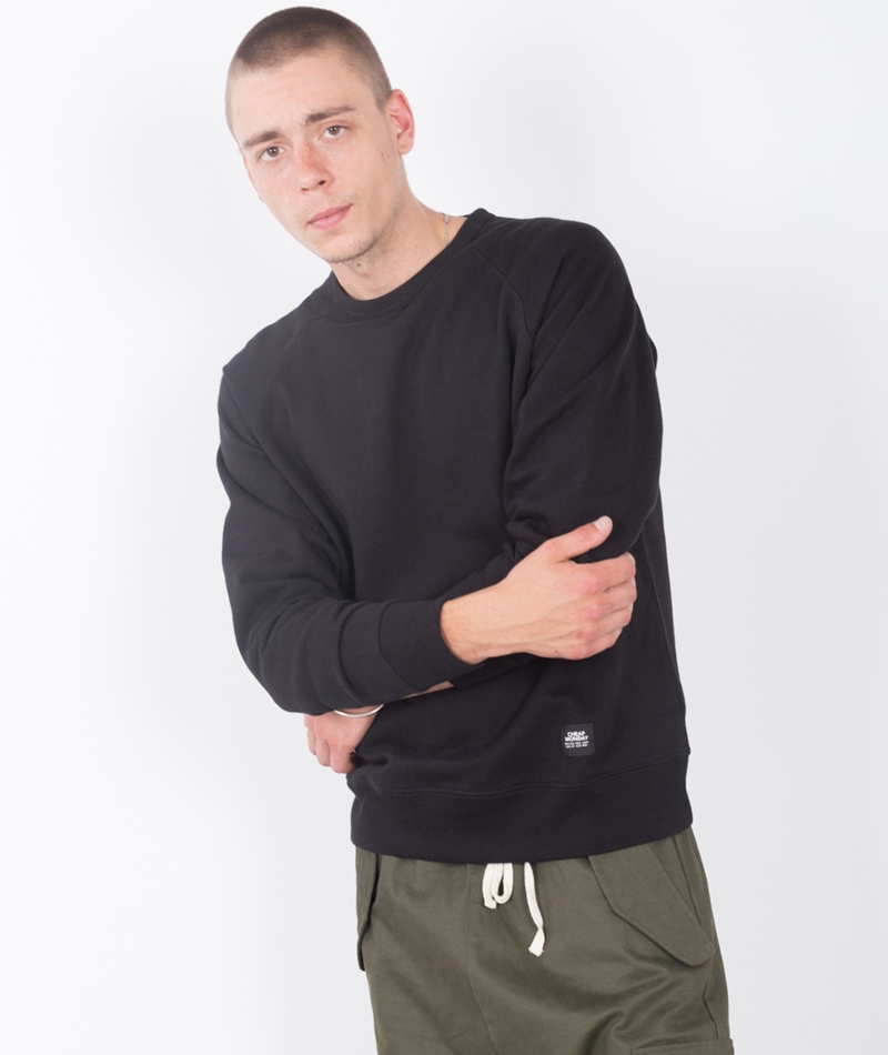 CHEAP MONDAY Rules Pullover black