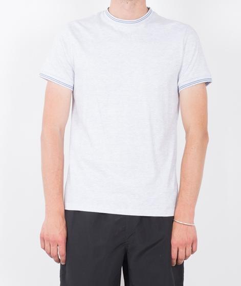 TOPMAN Ringer T-Shirt grau