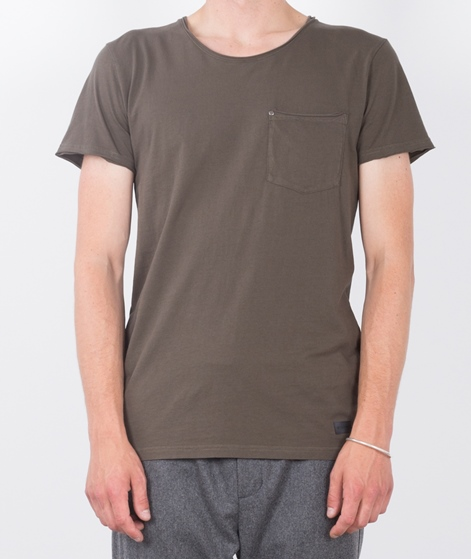 MINIMUM Bradley T-Shirt army green