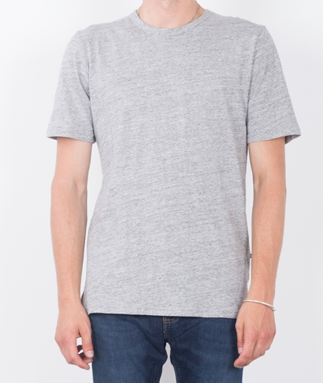 MINIMUM Delta T-Shirt light grey mel.
