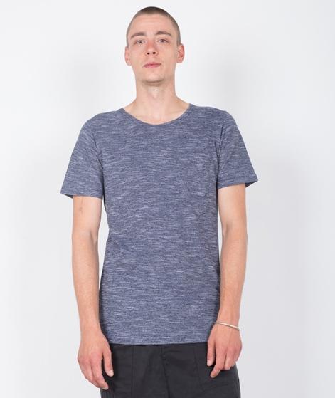 MINIMUM Zaky T-Shirt navy blazer melange