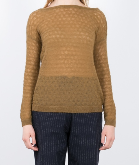 MARIE SIXTINE Agate Pullover olive