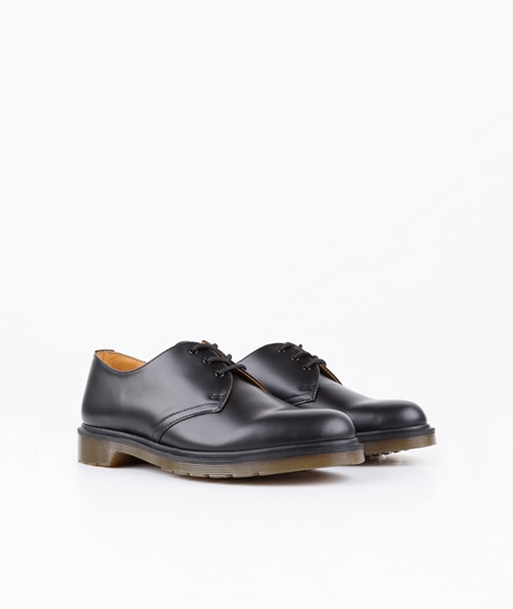 DR MARTENS 1461 PW 3 EYE Shoe black