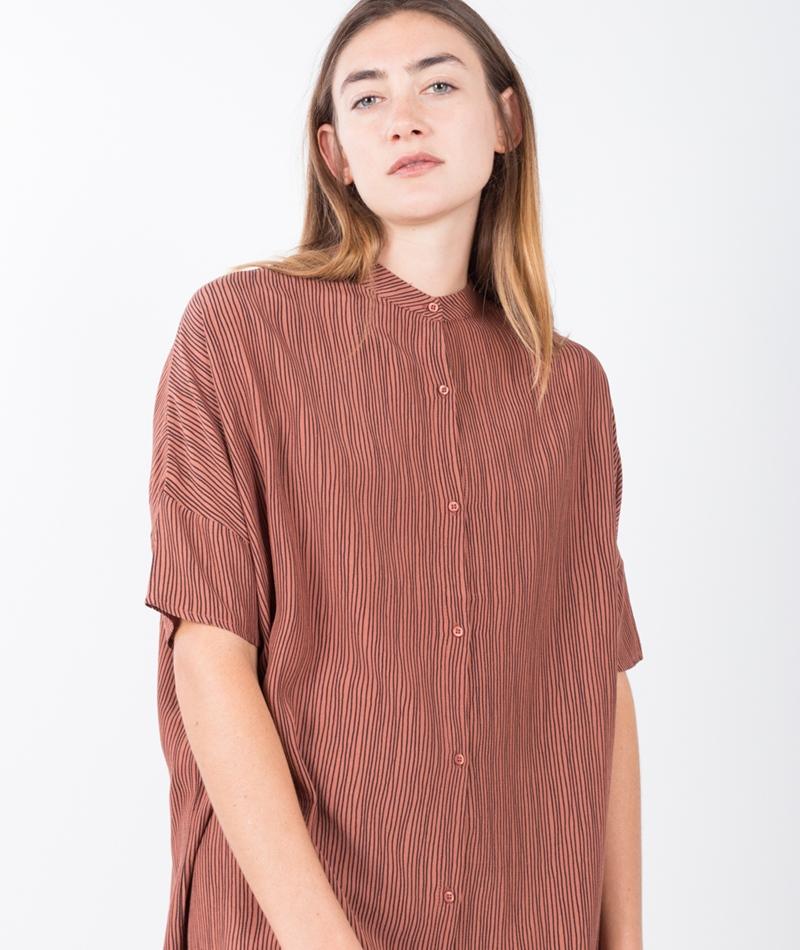 KAUF DICH GL�CKLICH Sade Kleid stripe