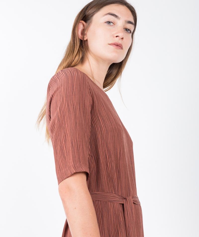 KAUF DICH GLÜCKLICH Susa Kleid stripe