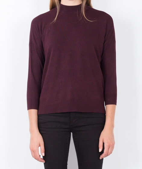 M BY M Fala Freeman Pullover burgundy