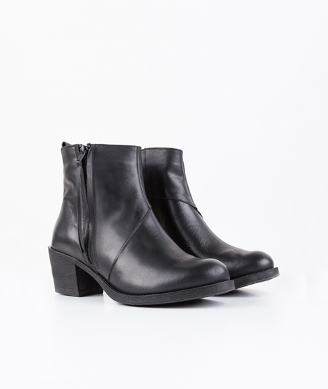 KAUF DICH GLÜCKLICH Sally black leather