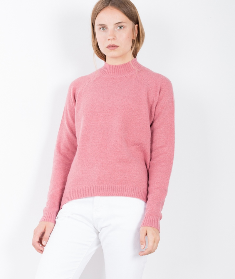 M BY M Ilse Ice Pullover canyon rose