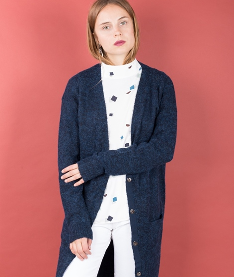 M BY M Issa Ice Cardigan blue shadow