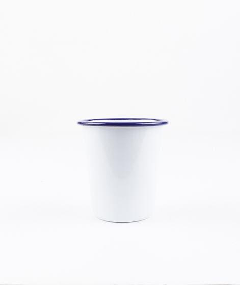 FALCON Single Tumbler white