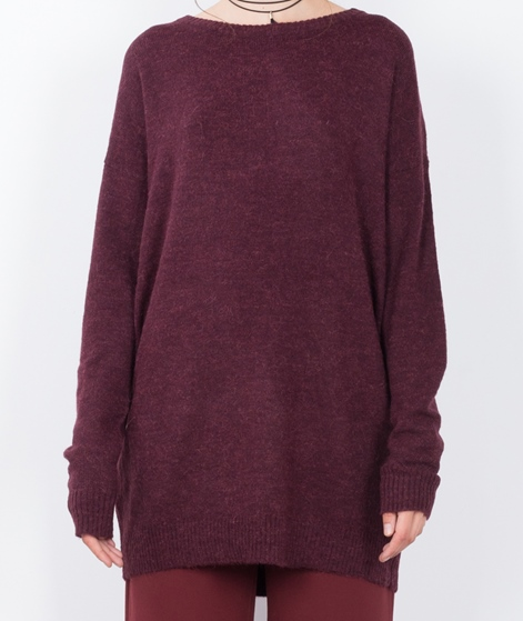 M BY M Indeed Ice Pullover burgundy