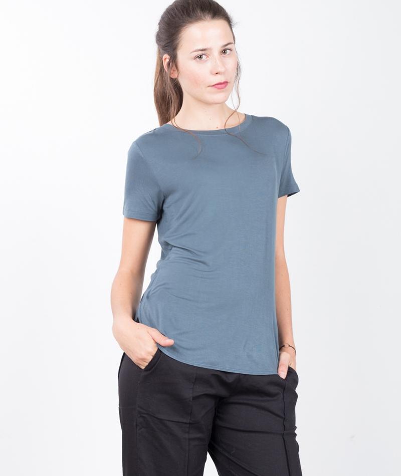 MINIMUM Roxanne T-Shirt dark slate