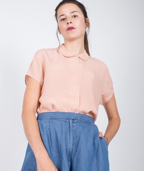 DES PETITS HAUTS Valence Bluse blush