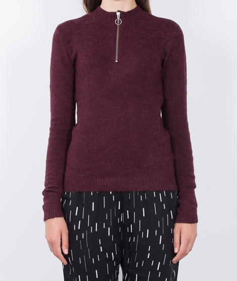 M BY M Inda Ice Pullover burgundy