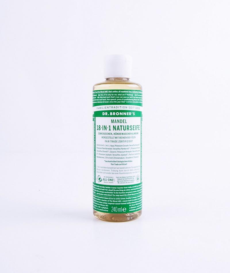 DR.BRONNER`S Liquid Soap Mandel l