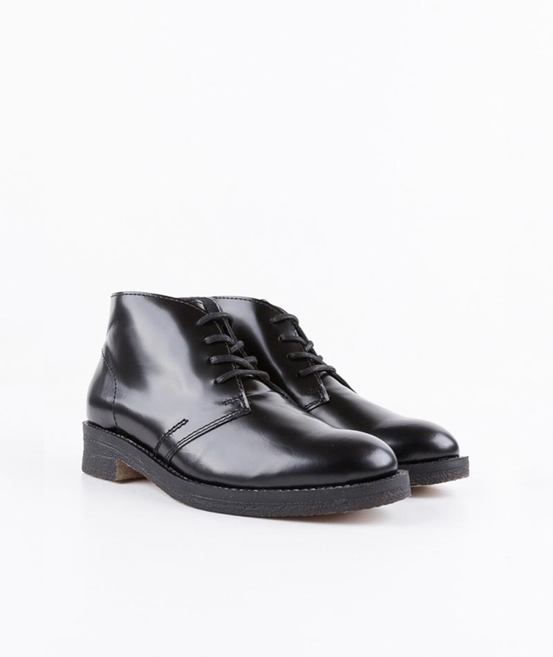 SHOESHIBAR Desert Schuh black