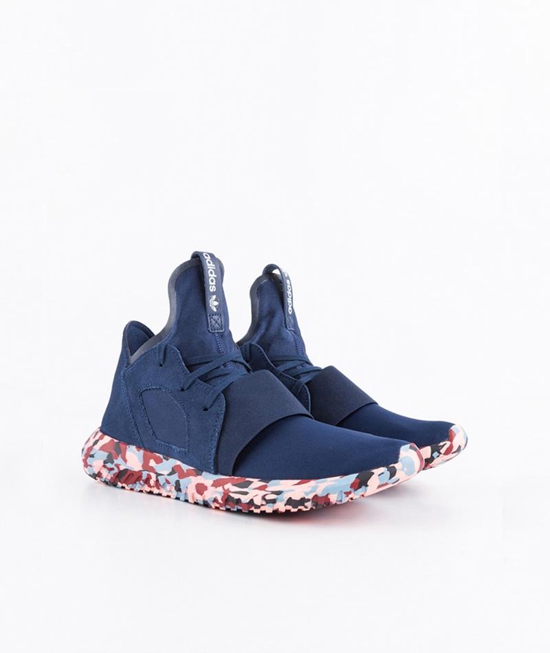 ADIDAS Tubular Defiant W Sneaker indigo