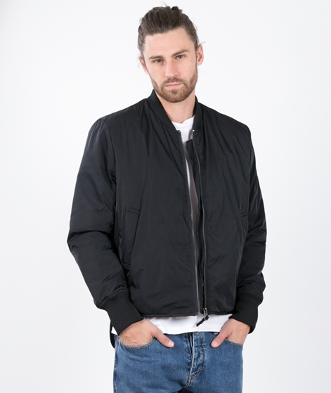CHEAP MONDAY Villain Bomber Jacke black