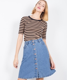 KAUF DICH GL�CKLICH Alena Shirt stripe