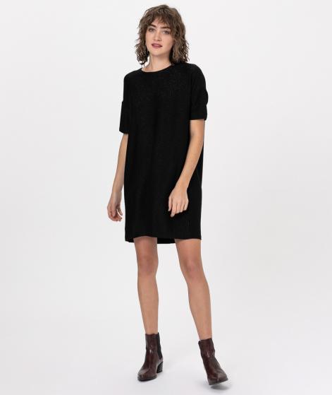 KAUF DICH GLÜCKLICH Caja Kleid black