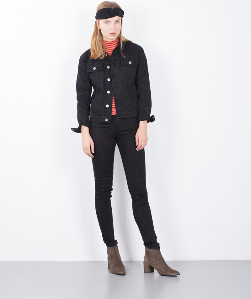 MADS NORGAARD Style Angie Jeans black