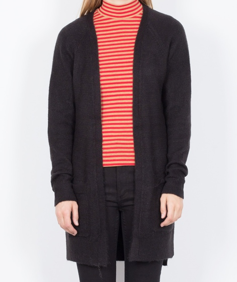 VILA VItear L/S Knit Cardigan black
