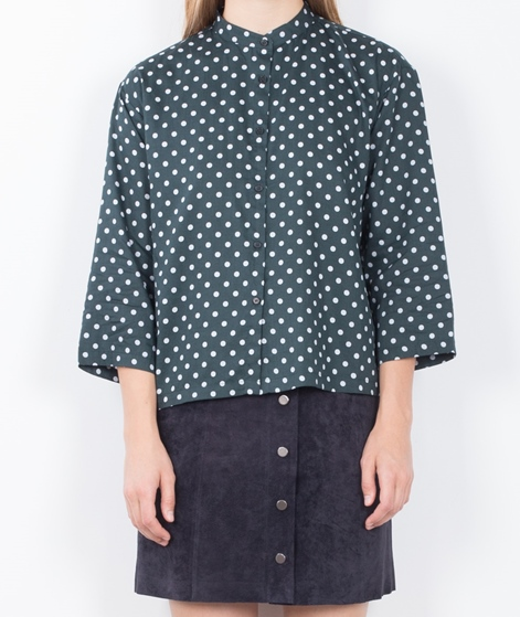 MADS NORGAARD Boutique Sudin Bluse green