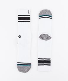 STANCE White Out Socken black